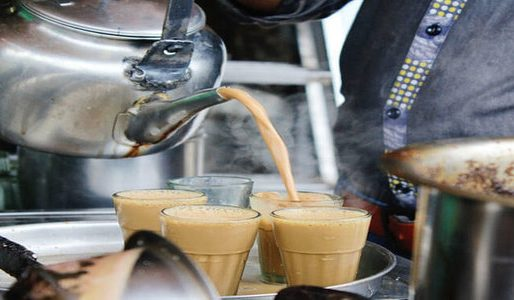 How much can you earn by running a tea stall?